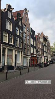 ÖZGÜRLÜKLER ŞEHRİ: Amsterdam