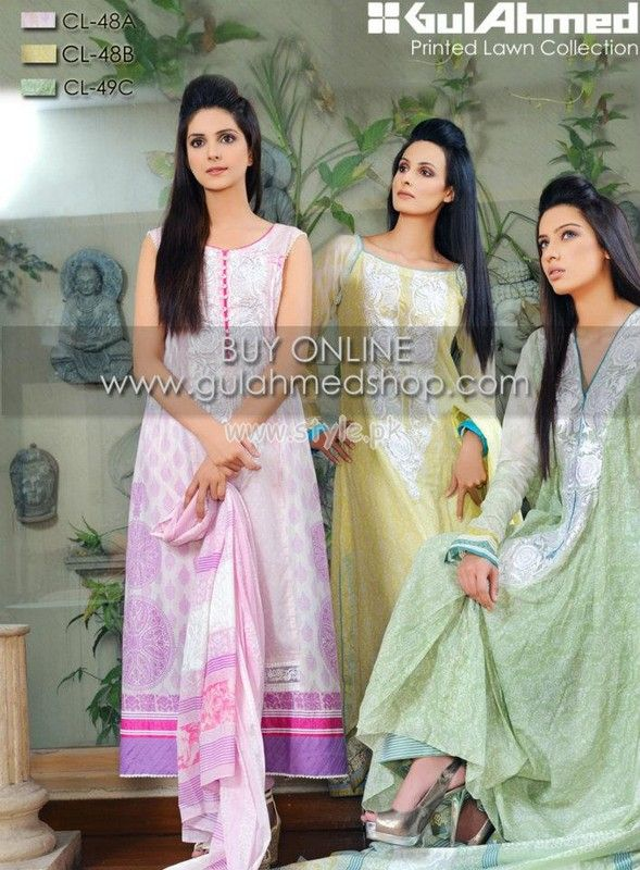 Gul Ahmed Eid Collection 2012 Special Edition http://style.pk/gul-ahmed-eid-collection-2012-special-edition/