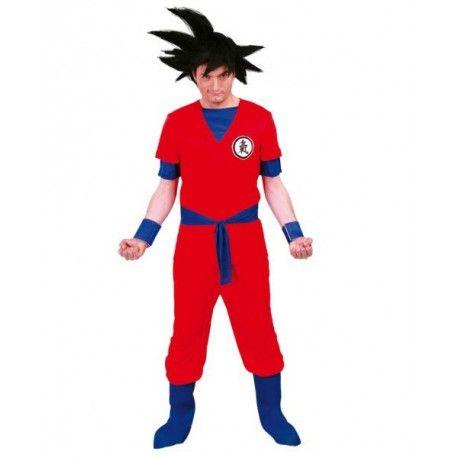Disfraz de Hombre Goku Dragon Ball