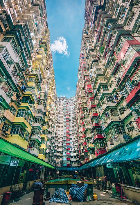 Explore the best of Hong Kong's hidden alleyways