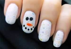 Cute snowman idea -would be pretty with julep steph