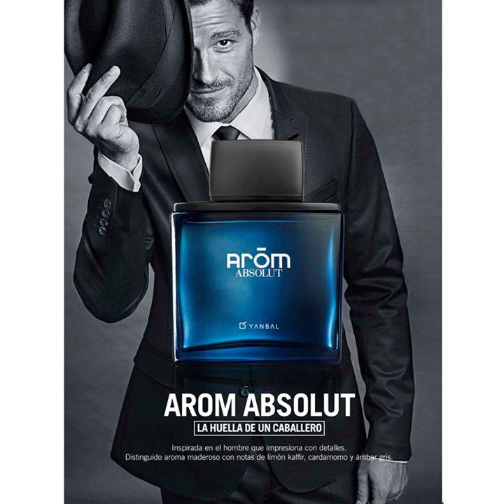 HOY  $72.000  Antes:  $144.000  (-50%)  en Perfume Yanbal Hombre AROM ABSOLUT. Envío Nacional #Colombia. http://www.descuentometro.com/producto/perfume-yanbal-hombre-arom-absolut/