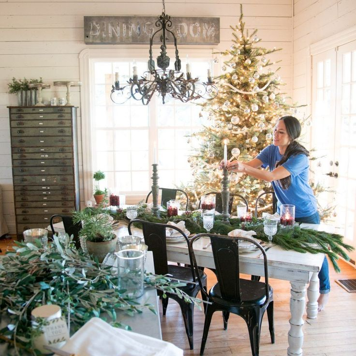 Holiday Entertaining Tips | from Joanna Gaines