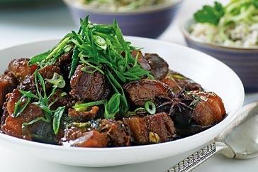 Vietnamese five-spice caramel pork