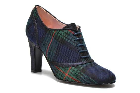 Annabel Winship Quadra (Bleu) - Chaussures à lacets chez Sarenza (235532)