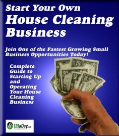 How To Start Your Own House and Apartment Cleaning Service | Yenom Marketing Inc.
