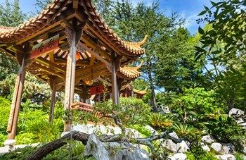 Chinese Garden of Friendship - Darling Harbour