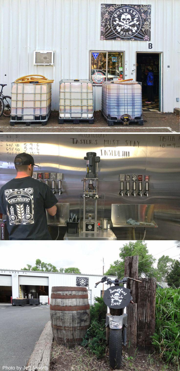Boneyard Beers: Beer Tasting in Bend, Oregon