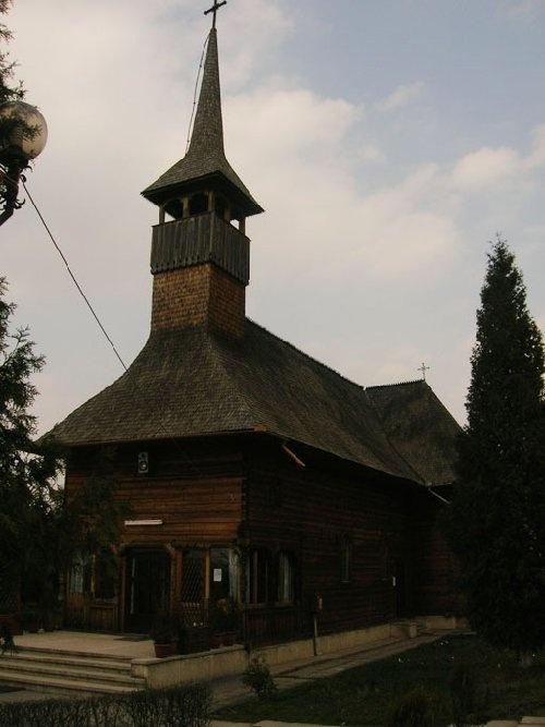 The wooden church of Targu Mures, Romania