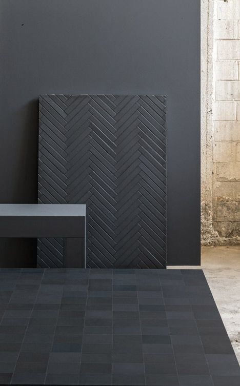 Barber and Osgerby capture the textures of urban London for tile range