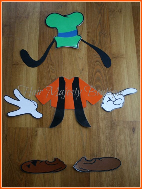 Goofy+Body+Part+Magnet+For+Cruise+Door+by+HairMajestyBoutique,+$16.00