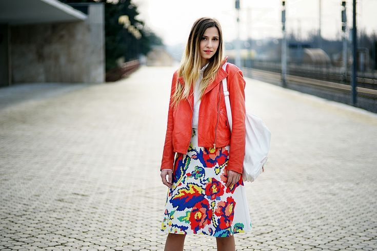 Dana Rogoz, actress Carpet Diem Skirt by Lana Dumitru  #lana #dumitru #lanadumitru #digitalprint