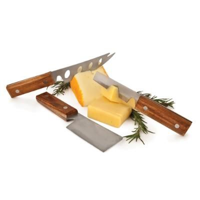 Country Home Rustic Cheese Set by Twine
