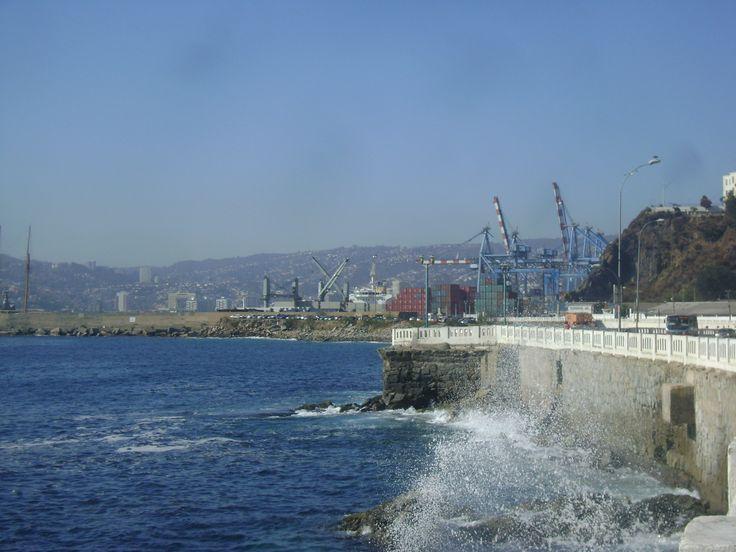 costa de valparaiso, sector asmar!