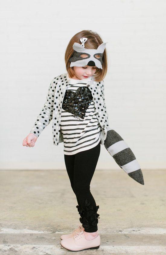 Raccoon Tail- CHILD
