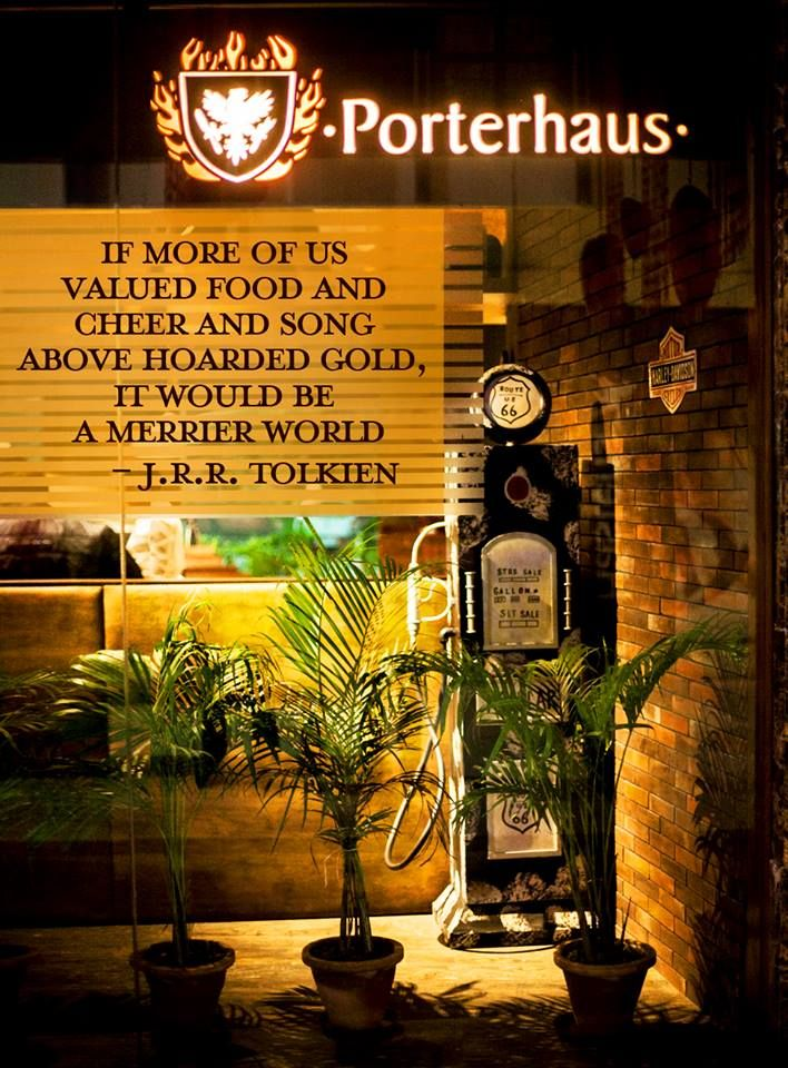 A quote to abide by~  #Porterhaus #Porterhasugrill #Porterhausquotes