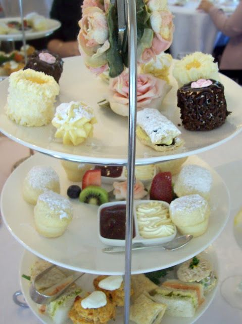 hightea food ideas