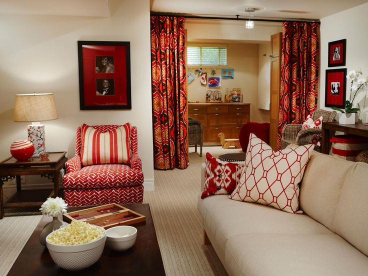 15 (Almost!) Free Living Room Updates | Living Room and Dining Room Decorating Ideas and Design | HGTV