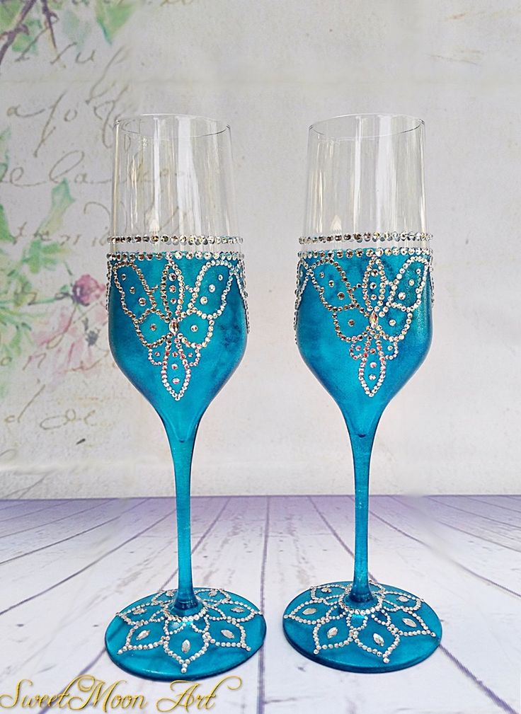 515 best toasting flutes images on pinterest toast for Copas de champagne