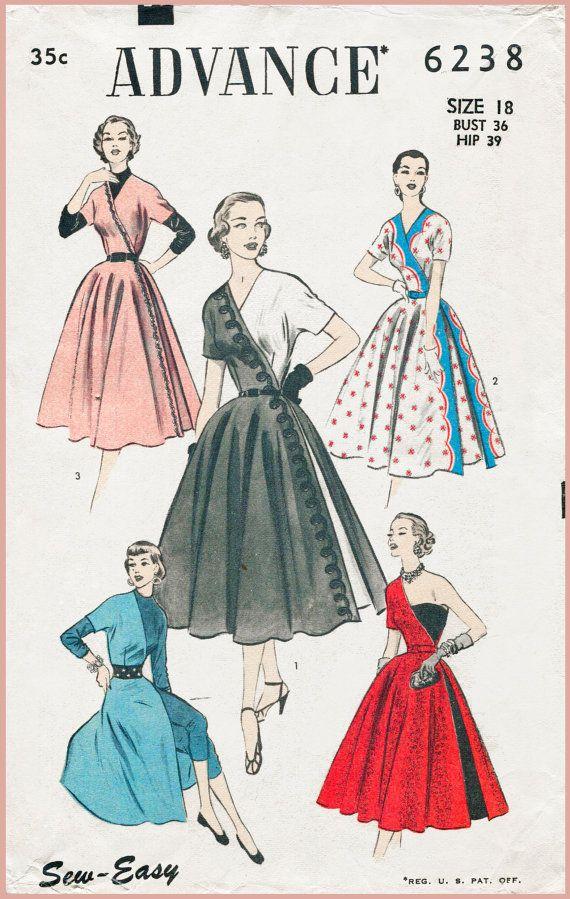 1950s 1960s classic asymétrique un jour de gown de cocktail épaule gown de soirée de patron de couture formelle mariée buste 36 b36 copy