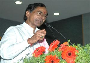KCR: Telangana realised with Sonia's Determination - read full story click here... http://www.thehansindia.com/posts/index/2014-06-13/KCR-Telangana-realised-with-Sonia%E2%80%99s-determination-98396