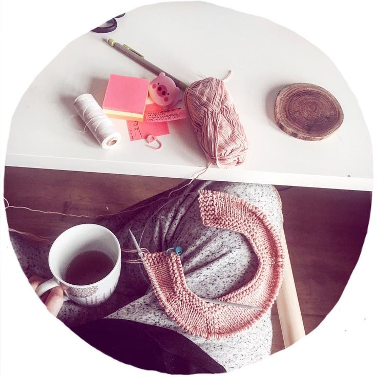 Knitting for // baby cardigan knitting