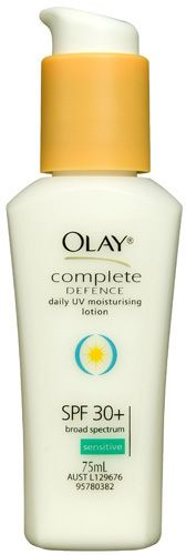 Olay - Olay Complete Defence Daily UV Moisturising Lotion SPF 30+ Sensitive Reviews | beautyheaven