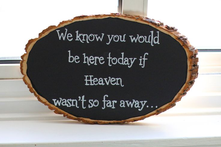 Rustic wedding decoration  Memorial sign  by MKCHandcrafts on Etsy, $37.00