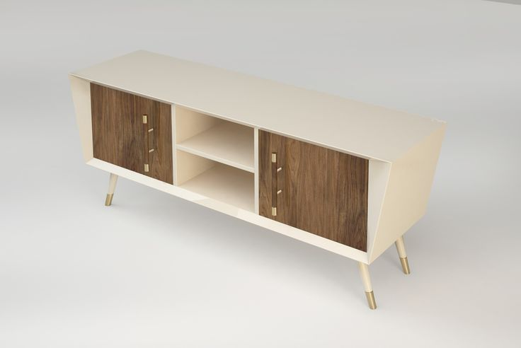 Daras Sideboard - A midcentury modern furniture piece that adds a richer earth beat into your modern home decor.