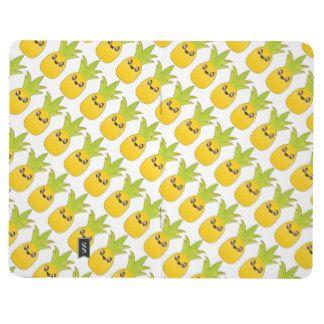 Pineapple Pocket Journal