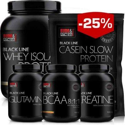 Budo & Fitness Black Line Komplett paket är vårt