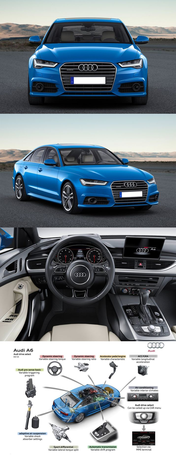 Classy refined and spacious audi a6 audi a6 tdi https