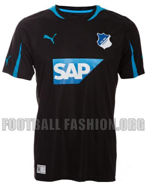 TSG 1899 Hoffenheim - 3rd Strip 2013-14.