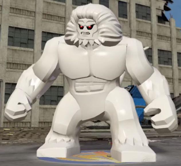 Paul CARTIER (WENDIGO) | Earth 13122 | Lego Marvel SUPER HEROES