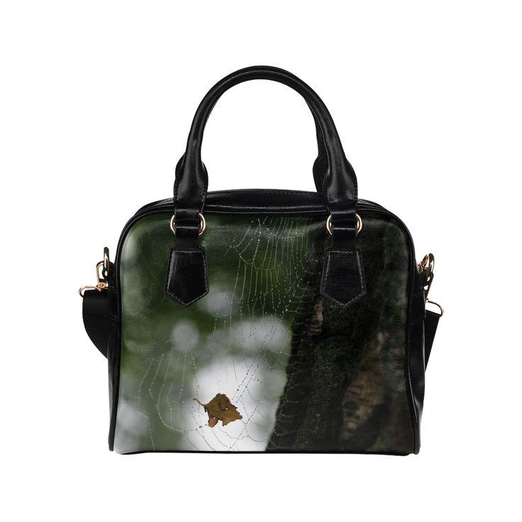 Nature Lover Shoulder Handbag (Model 1634)