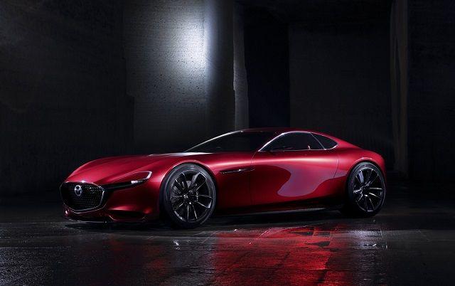 Mazda RX-Vision: O mais belo concept car do ano