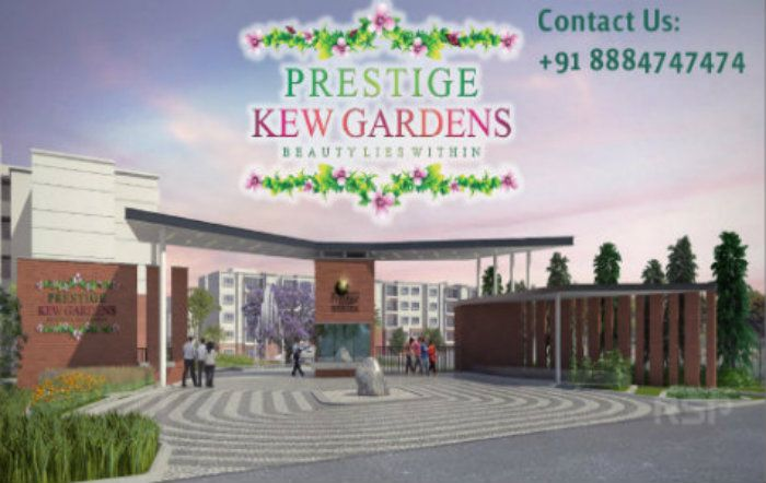 Prestige Kew Gardens Is An New Luxury Apartment Project From Prestige  Constructions.Situated At Yemalur Near Marathahalli   Hal Area Bangalore.