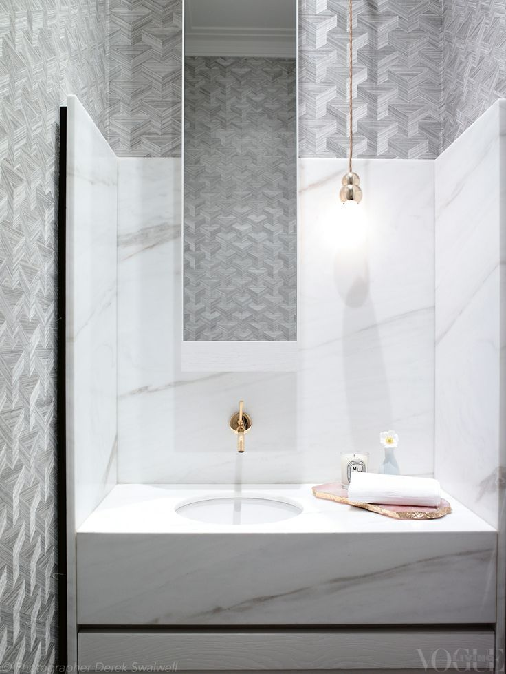 231 best images about bathrooms copper bronze brass on for Small marble bathroom