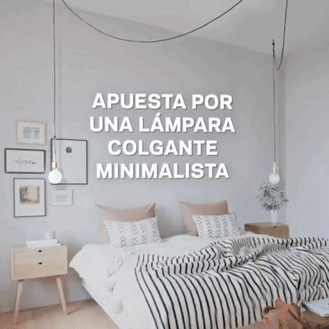 Así se consigue un dormitorio cinco estrellas #dormitorio #mastersuite #bed #hotelbed #hogarhabitissimo