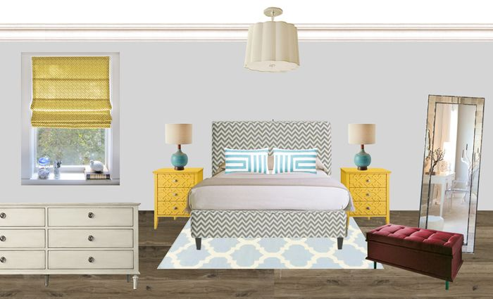 Квартира с зигзагами. Часть 1   Enjoy Home