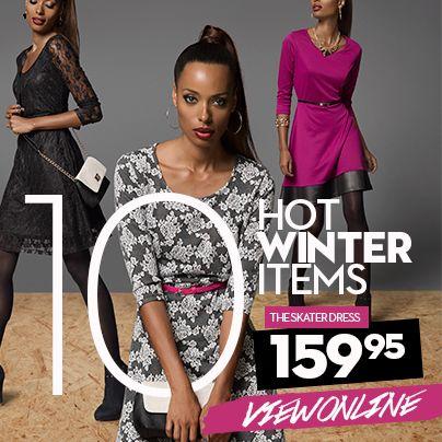 Our top  dress picks for winter. Buy it. Wear it. Love it!