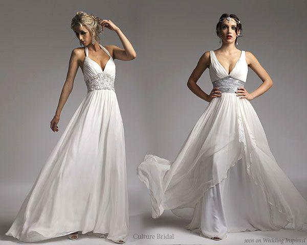 196 Best The Greek Wedding Dress Images On Pinterest