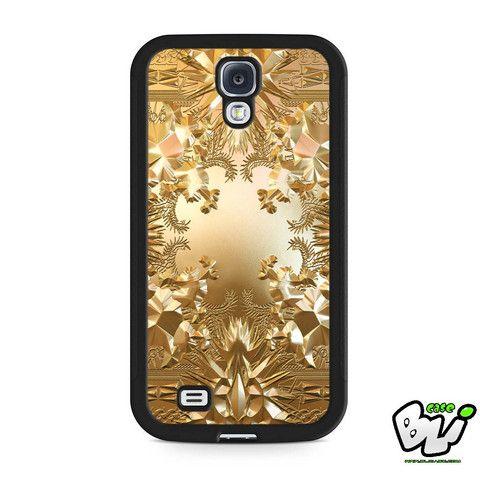 Kanye Wes Jay Z Album Samsung Galaxy S4 Case