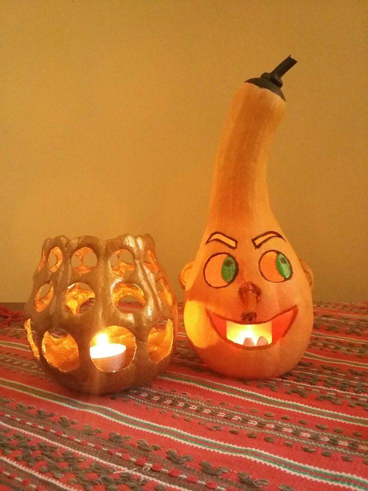 Lampioane din dovleci