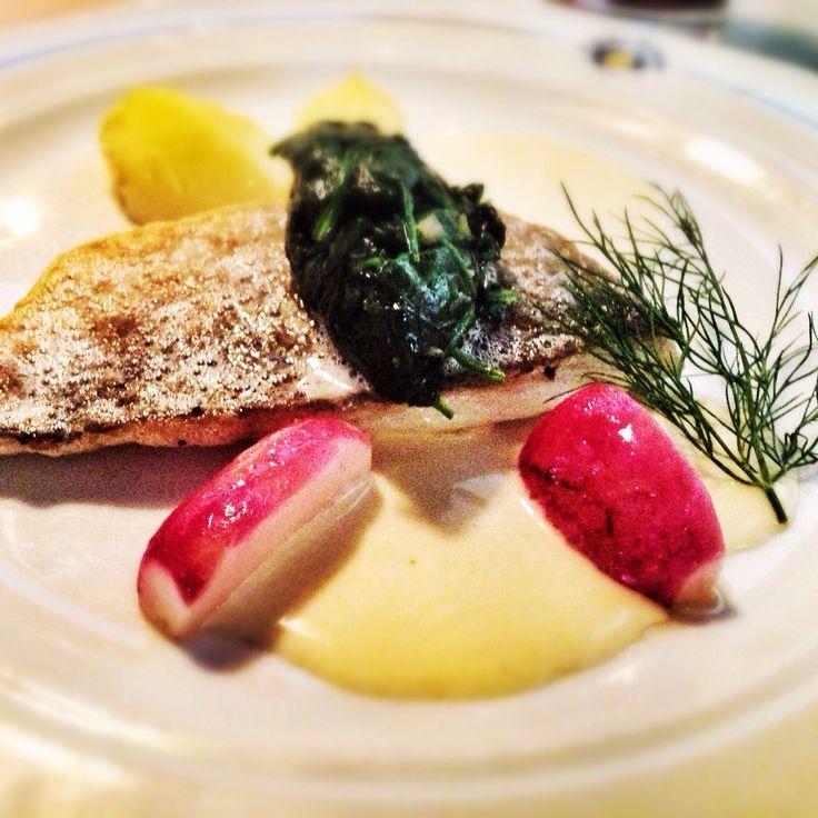 #liebensonne #austria #fish #dish #pike #cuisine