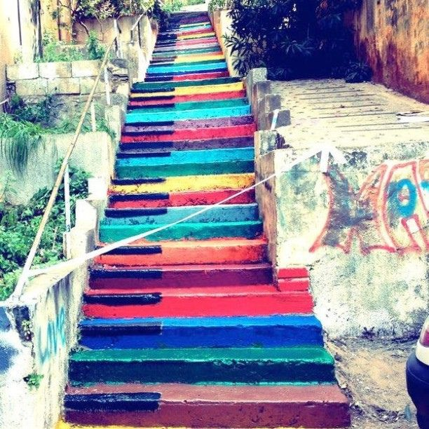 Vibrant Paint Patterns Brighten Up Urban Landscapes - My Modern Metropolis
