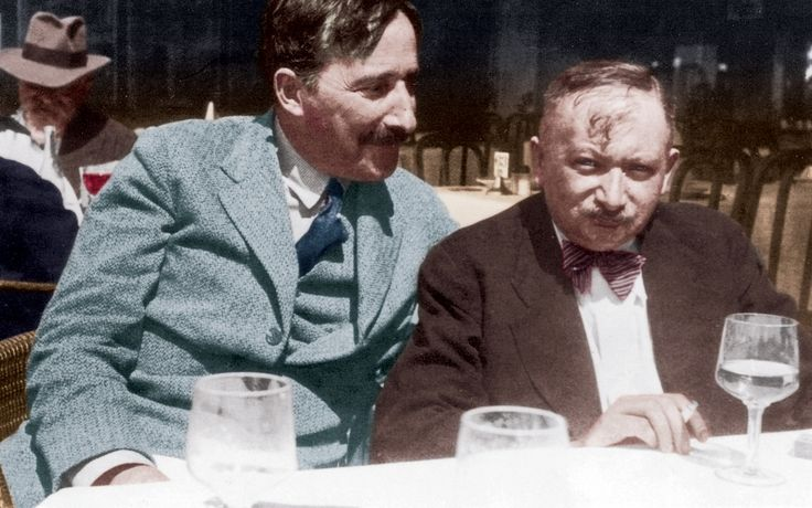 Stefan Zweig and Joseph Roth: How Europe's exiled intellectuals ended up on a Belgian beach