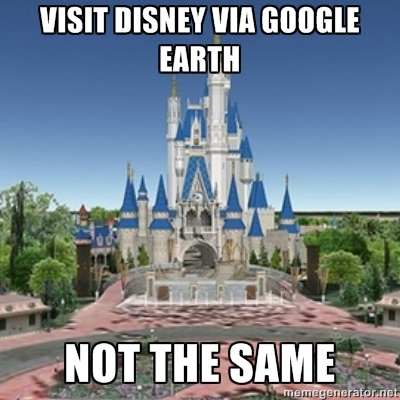 Omg, I was doing this just last week..! Is it sad I have Disneyland's address memorized? lol