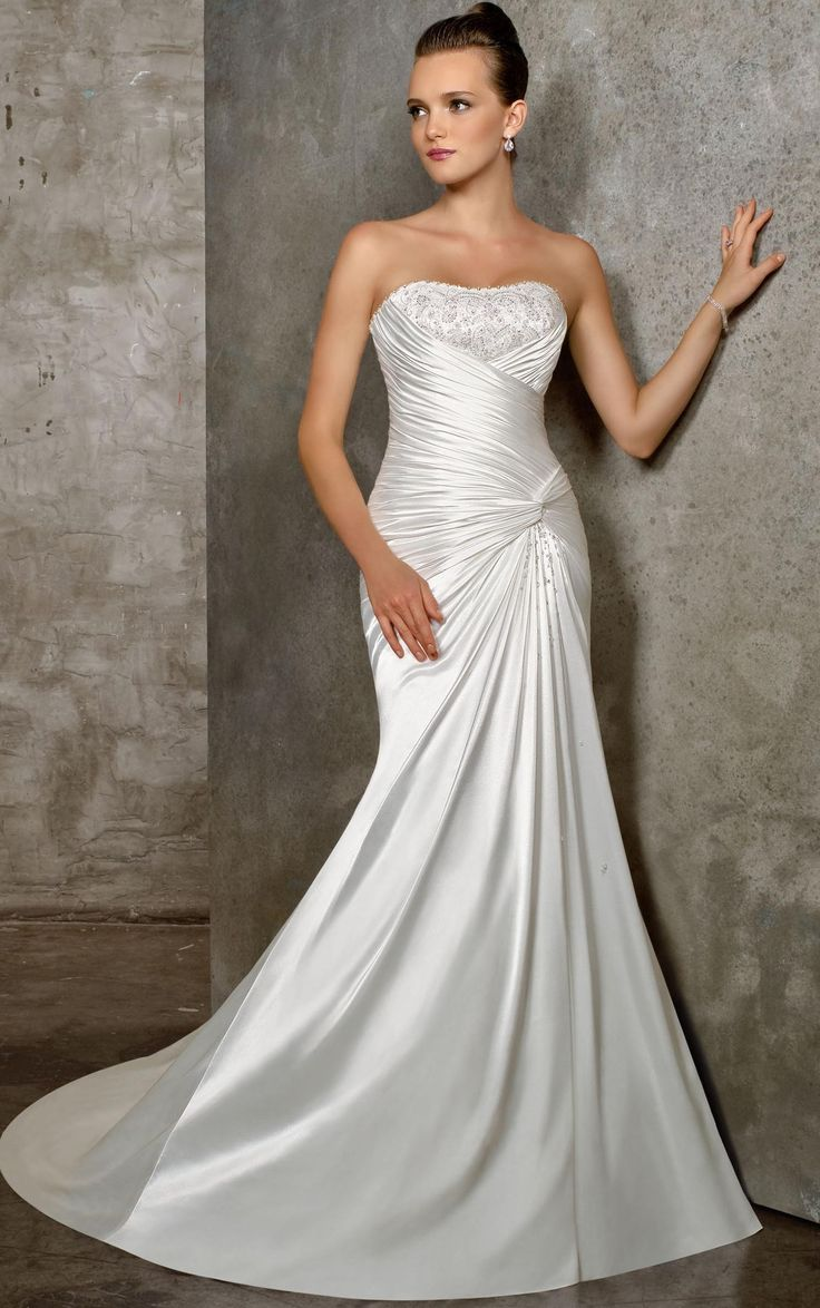 Mermaid Wedding Dresses For Petite Brides