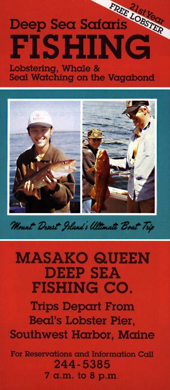 Masako Queen -Deep Sea Fishing